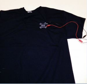 Wearable Electronics T-Shirt